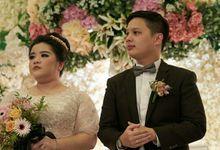 Wedding Mr.Michael & Mrs.Christa by Ventlee Groom Centre