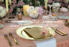 The Senses Lawn Ritz Carlton Bali by Bali Wedding Decoration