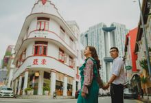 Prewedding of Daniel and Yunita by Bernardo Pictura