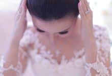 My Beautiful Bride In Morning Preparation by Oscar Daniel