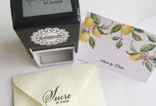 Sucre by Eliska ••• Logo Design by Lemonpassion Calligraphy
