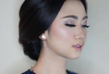 Ms. Yola's engagement  by Switha Plays Makeup
