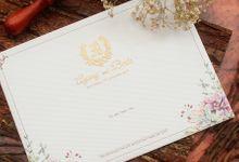 Agung & Berta (07.01.17) by Hummingbird Invitation