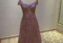 Tante Lani Evening Gown by Peivy