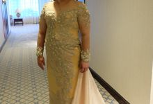 Tante Mimi Evening Gown by Peivy