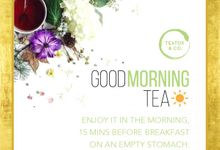 Detox Tea 28 Days Package with Tumbler by Teatox & Co