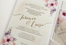 Terence & Luisa by PapyPress