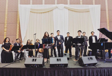 Pullman Hotel Central Park (Andi & Steffi Wedding) by The Red Carpet Entertainment