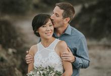 The Pre-wedding of Ignacio & Mei Mei by The Right Two