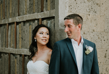 The Wedding of Ignacio & Mei Mei by The Right Two