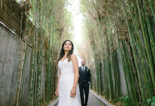 Stuart & Su Wedding  by The Samaya Ubud, Bali