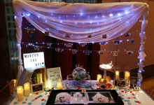 Cinderella fairytale theme photo album table by The Sparkling Moments