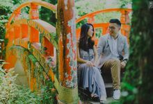 Prewedding of Alfred and Mega by Bernardo Pictura