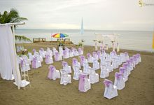 Colin & Diane Wedding by Bearland Paradise Resort - Casa Blanca Convention Hall