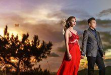 Mark & Kristine Pre Wedding by Mark Vitasa Photography