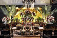 Java Chic Wedding by Bunga Wedding Planner and Organizer