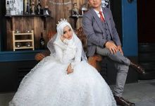 Rental Gown Only by Winona Makeup & Bridal
