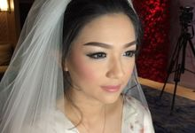 Wedding Day by novie ong beautystylist