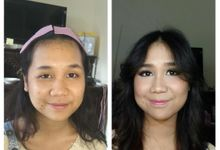 Pro Make up class by Precious Make Up