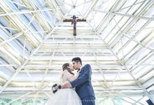 Lanz & Alliana Wedding by Mark Vitasa Photography