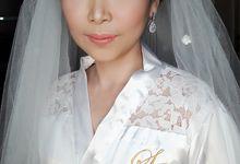 Makeup & Hairdo For Mrs. Yovita By Oscar Daniel by Oscar Daniel