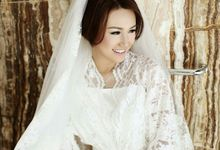 Bridal Robe by One Last Fling
