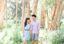 Dorothy & Clifford Styled Engagement Session by We Are Origami Photography