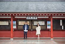 Japan Prewedding by ELMER by Monopictura