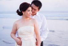 Pre wed - Edmund & Sulfina by Twins photography