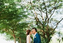 Darren & Claire by Forest Productions