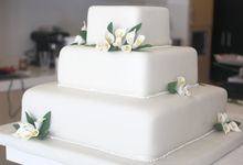 Classic White by Cakeshop by Sonja