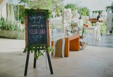 Rustic Wedding Saira & Yusuf by Beyond Decor Company