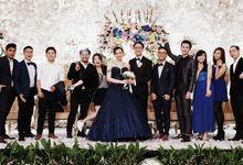 [Jakarta] Glenn & Angeline at Four Seasons by Matthew Entertainment