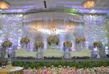 Wedding of  Heru and Agnes by Ohana Enterprise