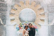 Wedding of  Ronaldy and Santy by Ohana Enterprise