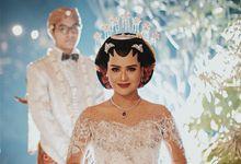 Mytha & Barry Wedding Day by Journal Portraits