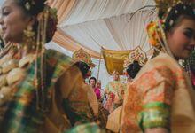 Bugis Wedding by TAZALY PHOTO