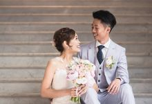 Pre-wedding - Weison & Olivia by A Merry Moment