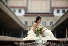 Tiara Bridal by Flower Story