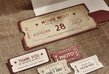 Movie Night by The Paper & Ink