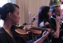 The Wedding Of Rehar & Lydia by TAMAN MUSIC ENTERTAINMENT