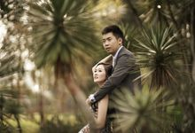 Adel & Budi Pre Wedding by Marsia Yulia Signature Make Up