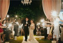 Daniel & Amy  Wedding by Ventlee Groom Centre
