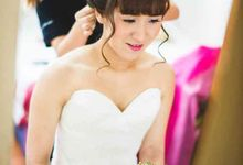 All Brides Makeup & Hairdo 6 by Angel Chua Lay Keng Makeup and Hair