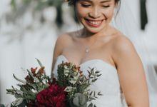 Wedding Day Sebastian & Chai by Charlane Yu Makeup and Hair