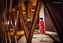 Sangjit Yoseph & Caroline by TEMPHOTOWORKS
