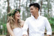 Bohemian Engagement Shoot for Jap & Ish by Jasmine Mendiola Makeup Consultancy Services