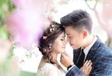 ZA & KSYS prewedding  by Zinny Theint Make-up Artistry