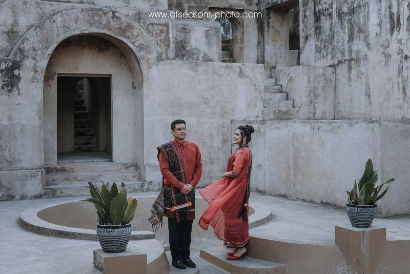 album-pre-wedding-nusantara-kahiyang-ayu-dan-bobby-nasution-1